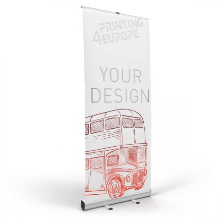Roll-Up Aufsteller Classic 85x200 cm - Printing4Europe