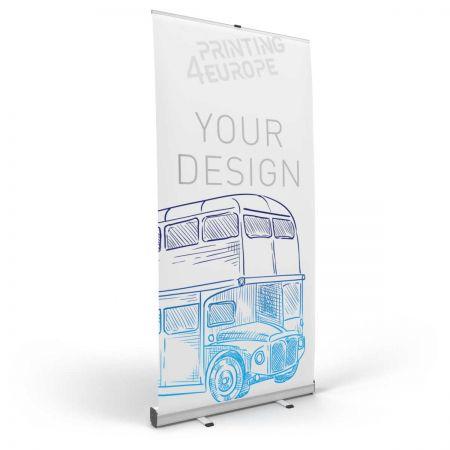 Roll-Up bedrucken lassen in bester Qualität - Printing 4 Europe