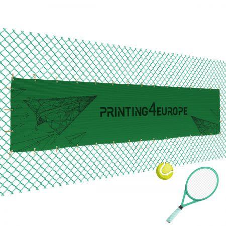 Tennisblende 200cm x 1800cm - Printing4Europe