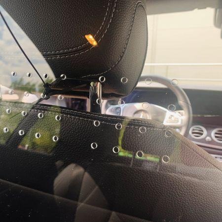 Schutzwand Plexi Car 125 x 48 cm